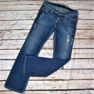 BKE Madison 29 x 33.5 LONG Bootcut Jeans EUC